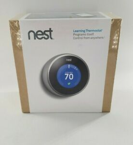 Nest Learning Thermostat (2nd Generation) Learning Thermostat New (R-2)