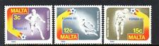 MALTA MNH 1982 SG694-696 WORLD CUP FOOTBALL - SPAIN SET OF 3
