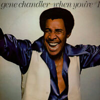 Gene Chandler - When You're # 1 (Vinyl LP - 1979 - US - Original)