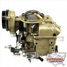 Rebuilt Ford - Carter Carburetor 1-BBL Fits 1974-1984 300 Engines Electric Choke