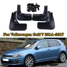 For Volkswagen VW Golf Mk7 2013~2016 Hatchback Mudflaps Splash Guards Mud Flap