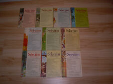 #32 Lot of all 10 months Sélection du Reader's Digest Year 1966