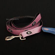 UGA UNIVERSITY OF GEORGIA Dog Leash / Pink