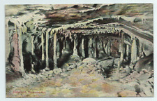 Rübeland, Hermannshöhle - Tropfsteinhöhle im Bodetal  gel. 1919