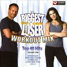 Various : The Biggest Loser Workout Mix: Top 40 Hi CD