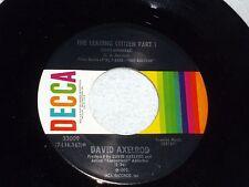 David Axelrod: The Leading Citizen / part 2  [Original & Unplayed Copy]