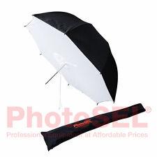 PhotoSEL UM336R 91cm Reflective Umbrella Softbox for Studio Light Lighting Flash