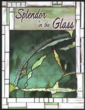 Stained Glass Pattern Book - SPLENDOR IN THE GLASS