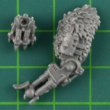 Space Wolves Marines Thunderwolf Cavalry Cyberbein Warhammer 40K Bitz 3650