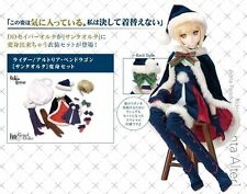 VOLKS Dollfie Dream  DD Rider/Altria Pendragon Santa Alter Costume Set Fate FGO