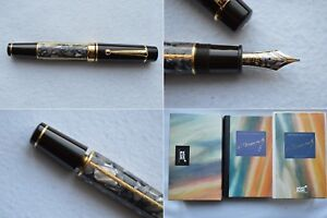 Montblanc Writers Limited Edition Alexandre Dumas Wrong Signature Fountain Pen
