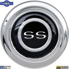 "1967 for Chevrolet Nova Steering Wheel Center Horn Button Cap "" SS "" Emblem"