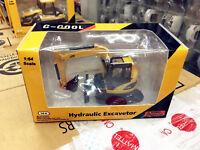 1/64 Diecast Model Construction vehicles Hydraulic Excavator2 C-COOL Model