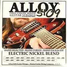 Sfarzo in lega 5109 MADE rivestito 9-42 Precision luce le corde per chitarra elettrica