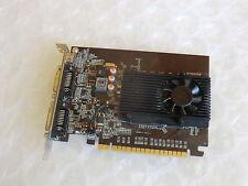 GeForce GT 610 tarjeta gráfica 01G-P3-2616-KR graphic card 1024 MB, 64 bit DDR3