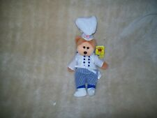 Beanie Kids  SOUFLE THE CHEF NMT  BK 542 Retired Great Gift for Xmas
