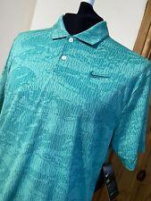 Nike Golf Dry Vapor Camo Polo Shirt (BV0478 370) Size Medium New