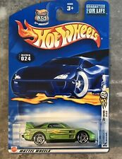 Hot Wheels First Editions 24/Seven Collector No. 024 #12 of 42 MOC