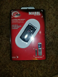 Kyocera New in Box Vintage MARBL Super Thin Flip Phone by Virgin Sprint
