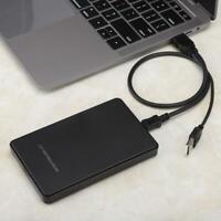 2.5 inch SATA USB 3.0 External Hard Drive Enclosure Caddy Case HDD Disk Box AG