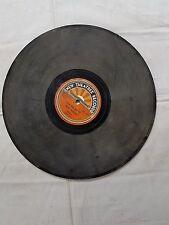 "VINTAGE 78 RPM ""CHANDIDAS MOVIE 1934's-UMA & SAIGOL""-H 163 NEW THEATRE'S RECORD"