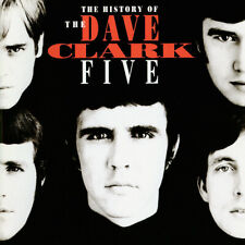CD - The Dave Clark Five-The History Of The Dave Clark Five-(ROCK)-1993