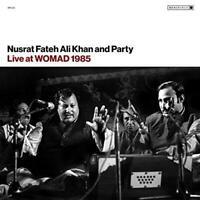 Nusrat Fateh Ali Khan - Live At Womad 1985 (NEW CD)
