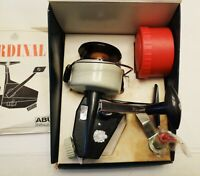 CARDINAL 77 Abu Svangsta Spinning Fishing Reel New in Box (Box shows wear)