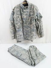 USAF Kampfanzug ACU Ubacs Shirt Coat Combat Tarn Jacke + Hose Set Size Medium