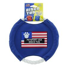 PetSport Disco Tug and Flying Disc for Dogs - Free Shipping