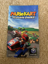 Mario Kart Double Dash – Instruction Booklet Manual Only Nintendo Gamecube 2003