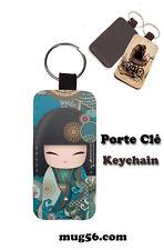 porte clés keyring keychain kimmidoll poupée japonaise asiatique 01-15