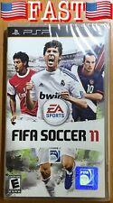 PSP Game, FIFA Soccer 11, PlayStation Portable, EA Sports - SEALED
