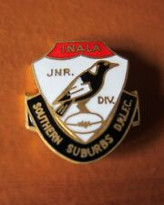 RARE Inala Southern Suburbs DRLFC Junior Division Rugby League Badge