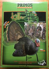 Primos Hunting Killer B Realistic Strutting Gobbler Turkey Decoy - 69021