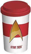 Star Trek Original Series Insignia Ceramic Travel Mug In Presentation Box