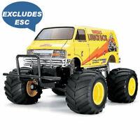 TAMIYA RC 58347 Lunch Box 2005 Monster Truck 1:12 Assembly Kit - NO ESC