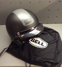 Ducati Bell Scrambler II Italia Independent Jet Helmet Black