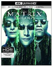 The Matrix Trilogy [4K  Ultra HD + Blu-ray + Digital] *NEW*