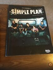 Simple Plan - Still Not Getting Any, Authentic Guitar Tab Edition, Songbook,WB