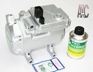 A/C Compressor for Nissan Altima 2007-2011 2.5L 4 CYL Hybrid - Remanufactured.