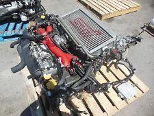 JDM Impreza WRX STi EJ207 Engine STI Transmission TY856WB1AA Sti Version 7 Motor