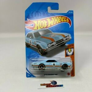 '67 Oldsmobile 442 #231 * GULF * 2021 Hot Wheels Case N * G2
