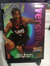 1998 Allen Iverson Z Force #150