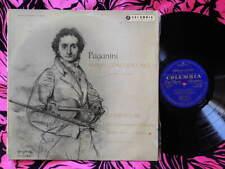 Kogan. Paganini. Violin Concerto No. 1. Australian press. Columbia. 33CX 1562.
