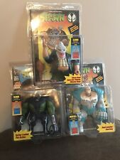 New listing Lot of 3 Spawn Series 1 Action Figures Medieval Spawn Tremor Overtkill McFarlane