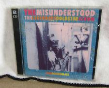 THE MISUNDERSTOOD - THE  LEGENDARY GOLD STAR ALBUM + GOLDEN GLASS