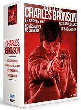 BRONSON   CHARLES          4  FILMS
