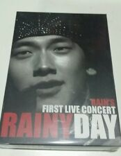 Rain - First Live Concert Rainy Day (brand new) 2 DVD