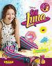 Soy Luna Disney Album Vuoto Panini Italia